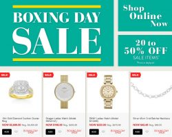 Angus & Coote Catalogue – Boxing Day Sale 2016