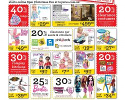 Babies R Us Catalogue 24 December 2016 – 10 January 2017. Boxing Day Sale