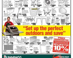 Bunnings Catalogue – Boxing Day Sale 2016