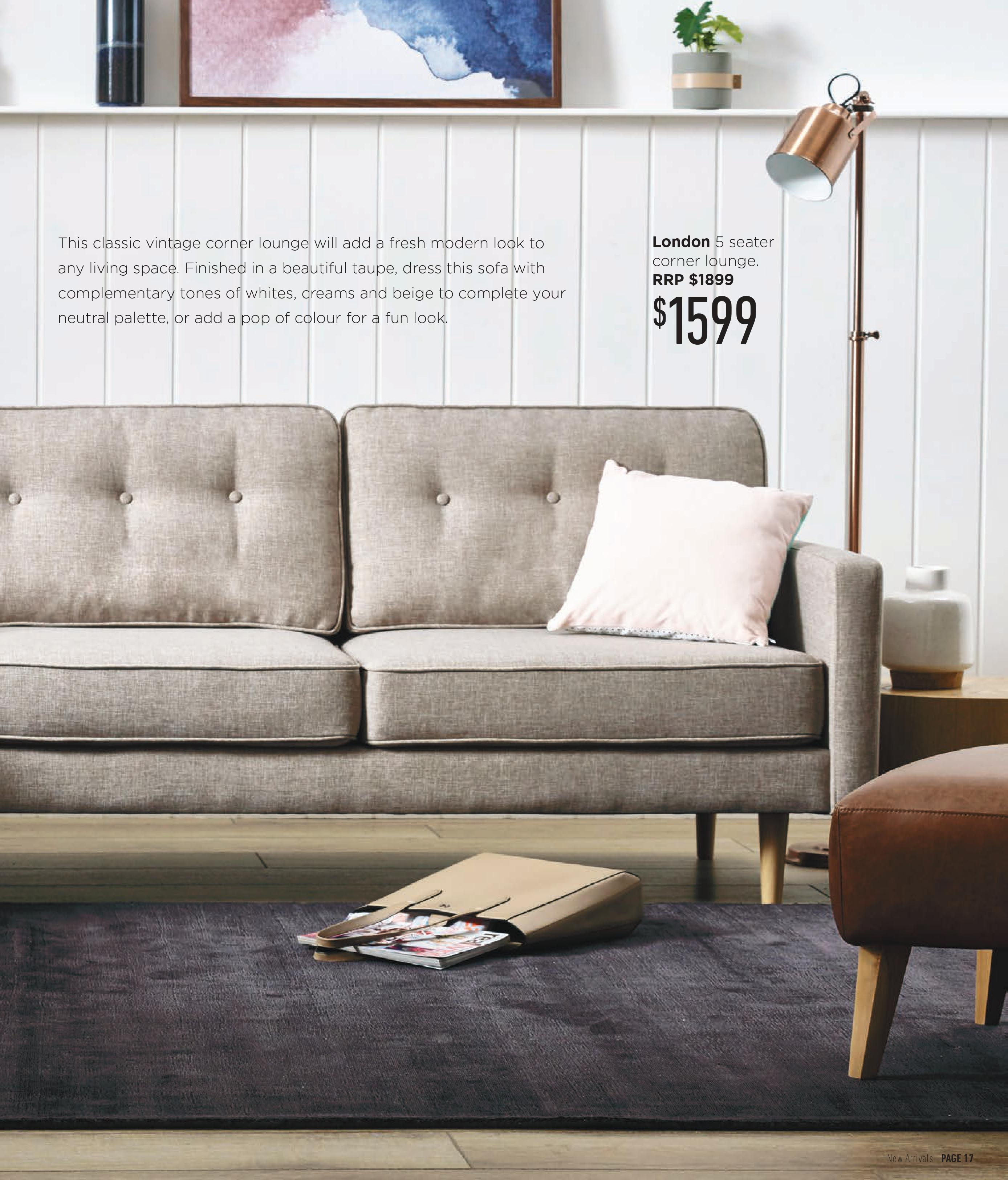 Mays Furniture: Focus On Furniture Catalogue 26 May