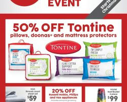 Target Catalogue 26 December 2016 – 4 January 2017. Boxing Day Sale