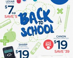 BigW Catalogue 2 January – 1 February 2017. Back To School!