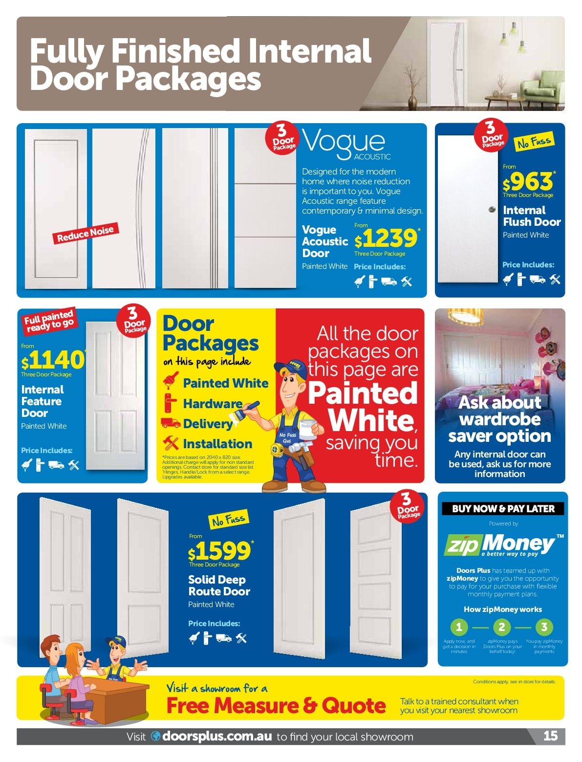Doors Plus Catalogue 1 December 2017 28 February 2018