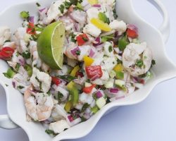Ceviche – The seafood dish that you must try if you like raw fish