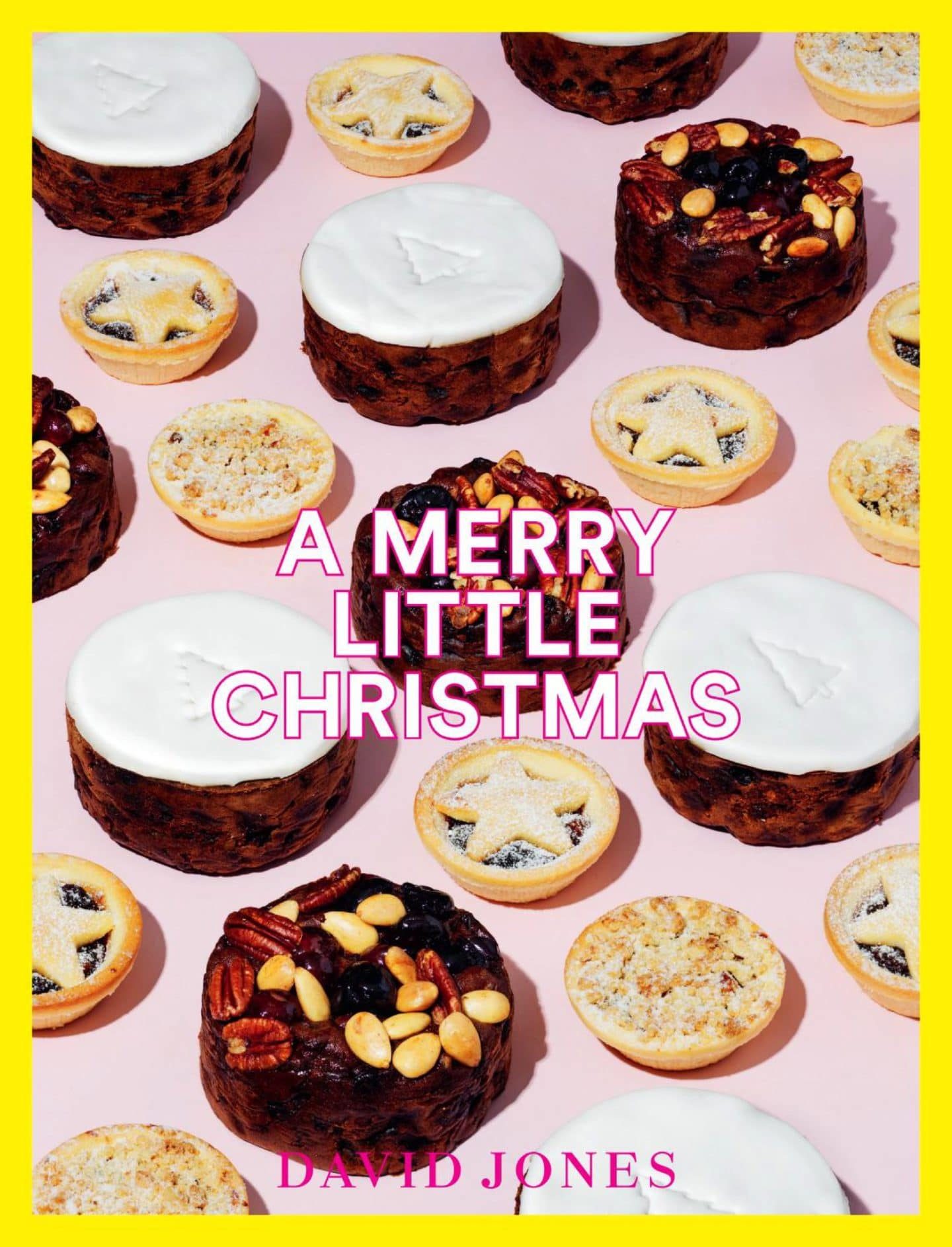 David Jones Catalogue 31 October -24 November 2019. Christmas Trim Hamper Food Supplement