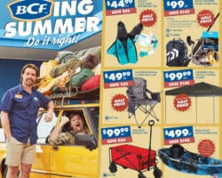 BCF Catalogue 13 November - 8 December 2019. BCF-ing Summer!