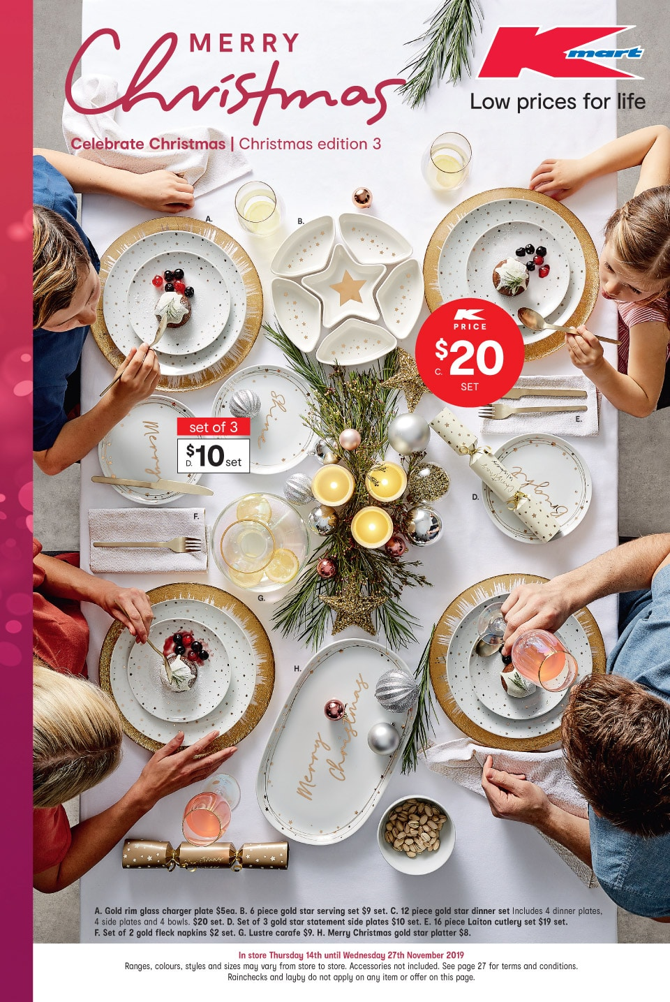 Kmart Catalogue 14 November - 27 November 2019. Christmas Edition 3
