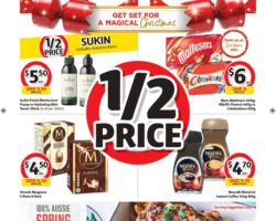 Coles Catalogue 13 November - 19 November 2019
