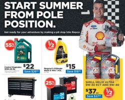 Repco Catalogue 14 November - 1 December 2019. Start Summer From Pole Position!