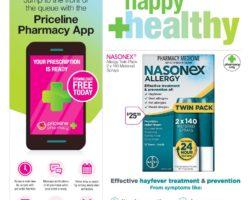 Priceline Catalogue 31 October - 13 November 2019. Happy & Healthy!