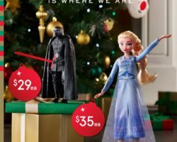 Myer Catalogue 12 November - 24 December 2019. Christmas Is Where We Are!
