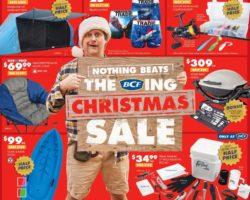 BCF Catalogue 9 December - 24 December 2019. BCF-ing Christmas Sale!