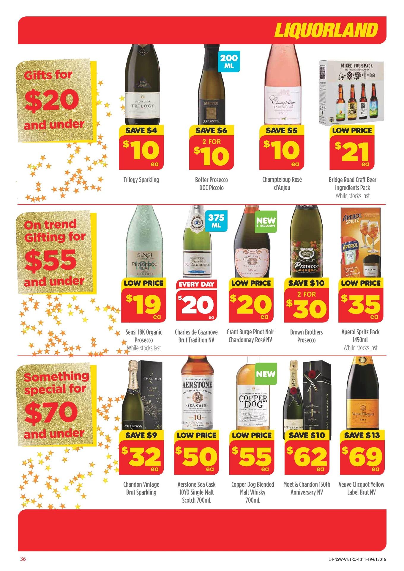 Liquorland Catalogue 13 November - 19 November 2019