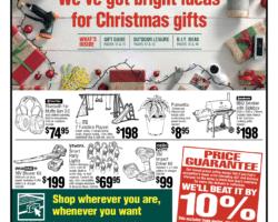Bunnings Catalogue 4 December - 24 December 2019. Christmas Gifts!