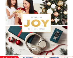 Harvey Norman Catalogue 15 November - 1 December 2019. Technology & Entertainment Gift Guide