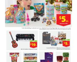 The Reject Shop Catalogue 28 November - 15 December 2019. Oh, What Fun It Is To Save!
