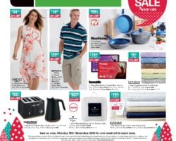 Harris Scarfe Catalogue 18 November - 24 November 2019. The Big Christmas Sale!