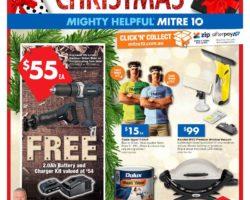 Mitre 10 Catalogue 27 November - 24 December 2019. Stock Up For Christmas!