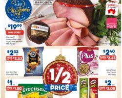 Foodland Catalogue 4 December - 10 December 2019