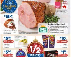 Foodland Catalogue 11 December - 17 December 2019