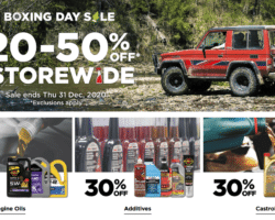 Repco Boxing Day sale 2020
