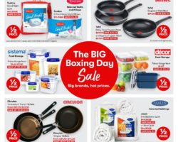 Big W Boxing Day Sales